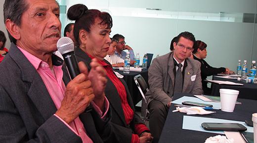 Suma sociedad civil a agenda de la PDHEG