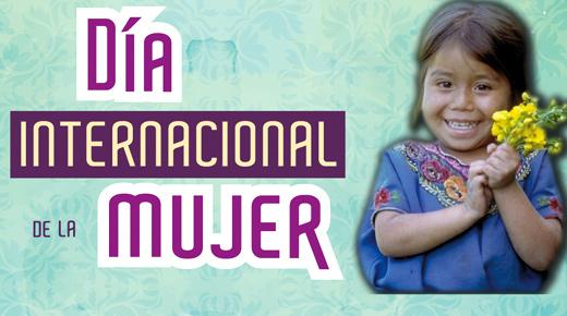 Conmemora PDHEG Día Internacional de la Mujer