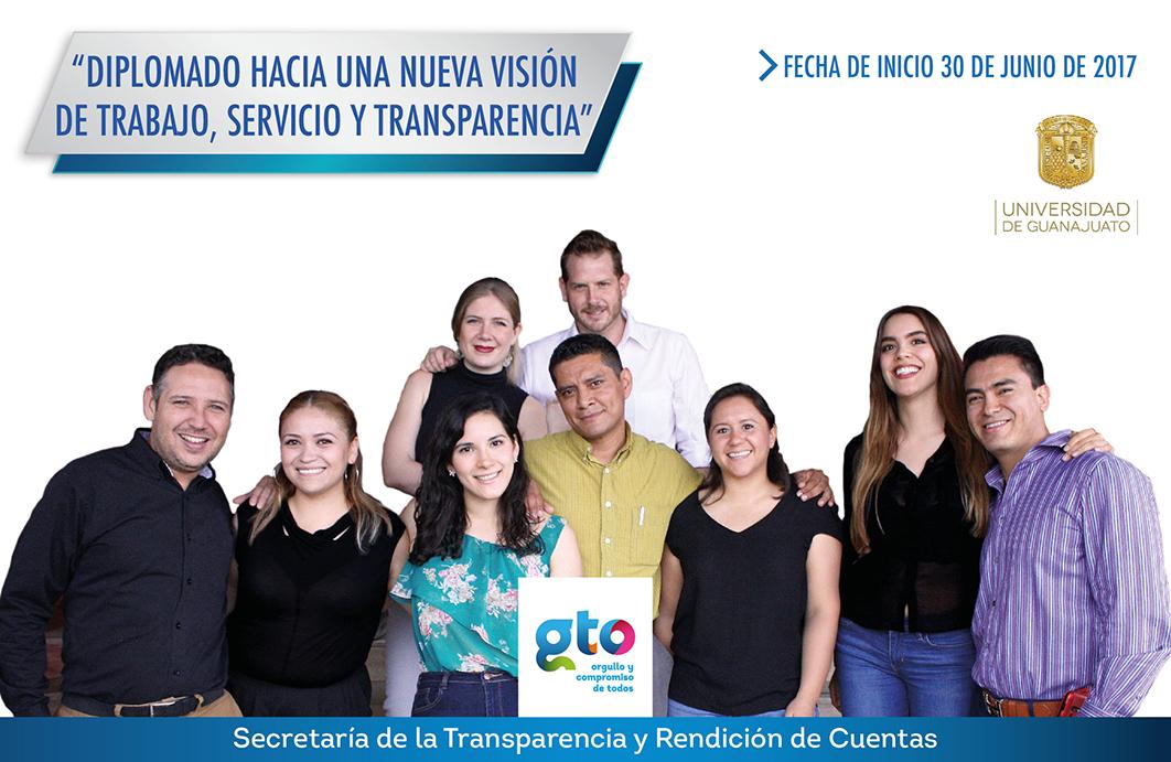 Diplomado hacia una nueva visión de trabajo, servicio y transparencia