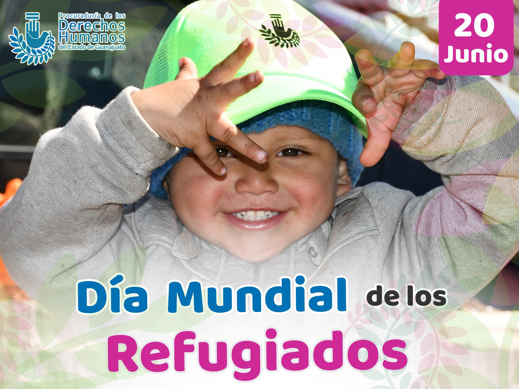 Día Mundial de los Refugiados