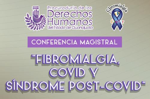 CONMEMORACIÓN DEL DÍA MUNDIAL DE LA FIBROMIALGIA