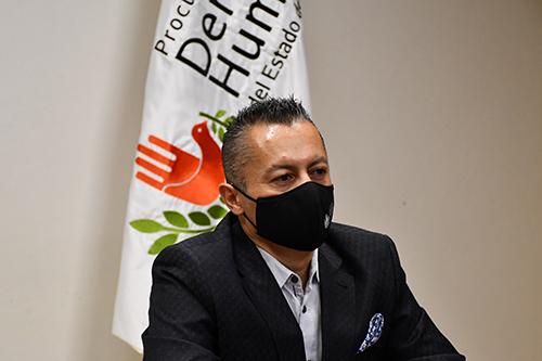 Refrenda PDHEG compromiso para proteger la libertad de manifestación