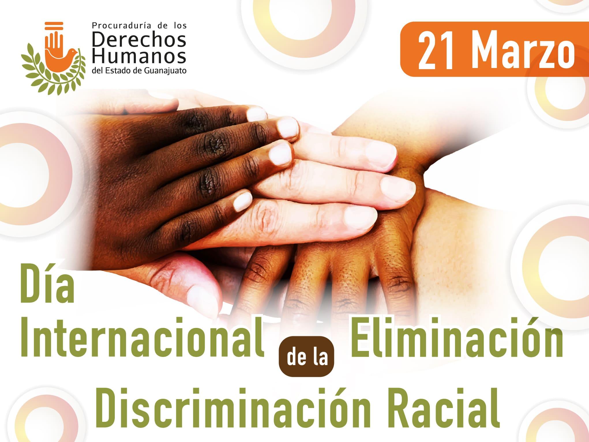 Día Internacional de la Eliminación de la Discriminación Racial
