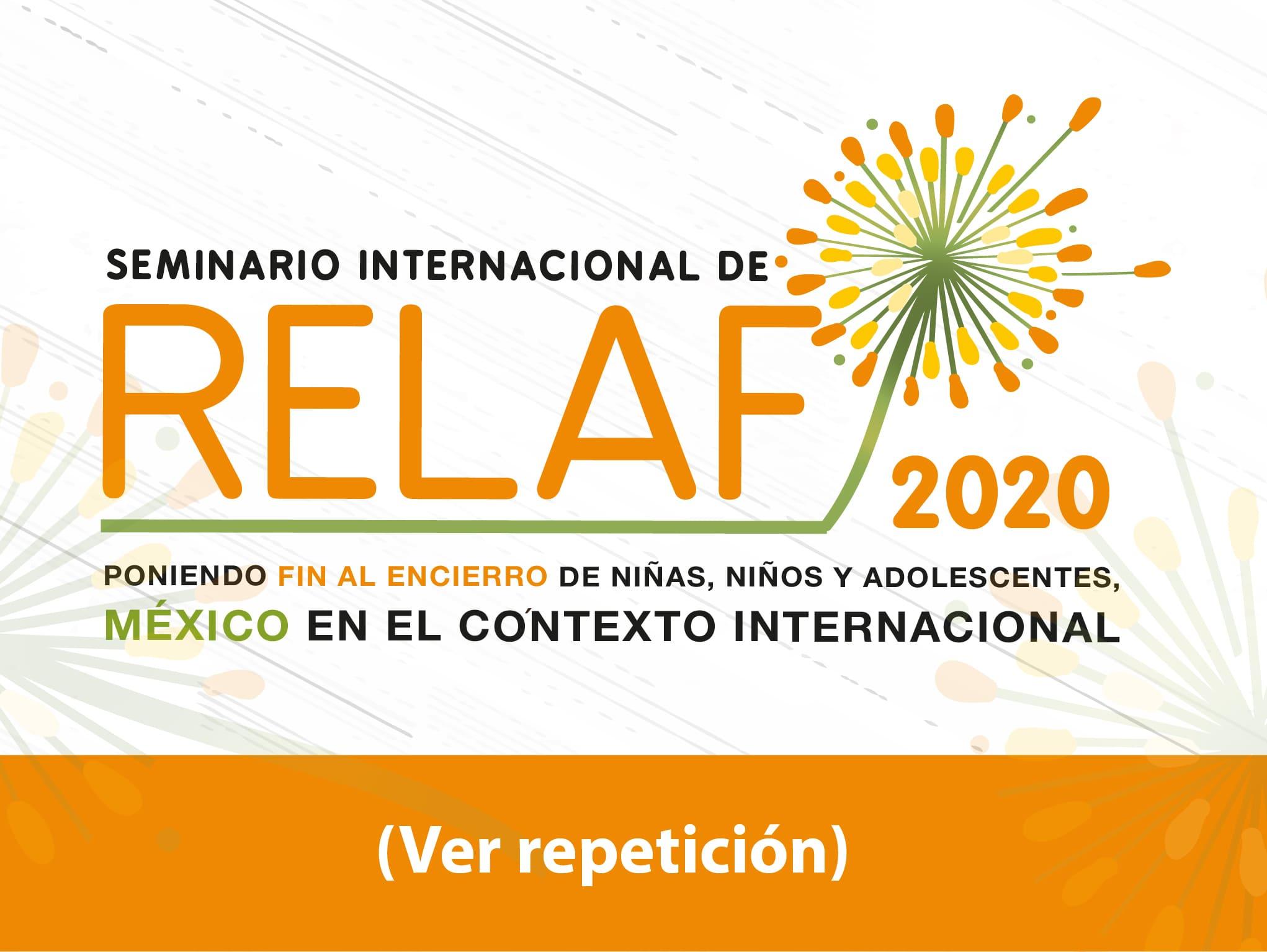 Seminario Internacional de RELAF 2020