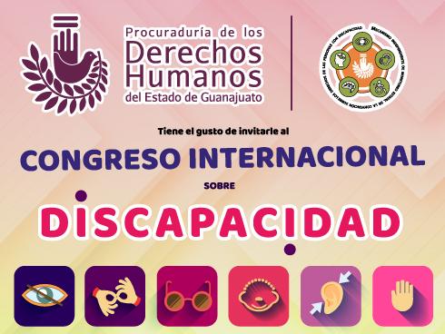 Invitación: Congreso Internacional sobre Discapacidad