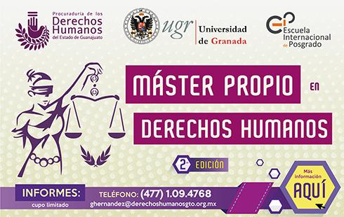 Máster Propio en Derechos Humanos (2a Edición)