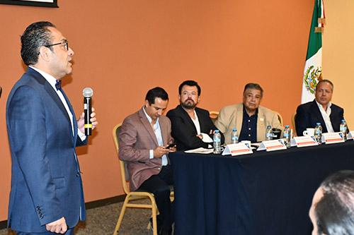 Plantean retos para fortalecer Comisión Estatal de Víctimas