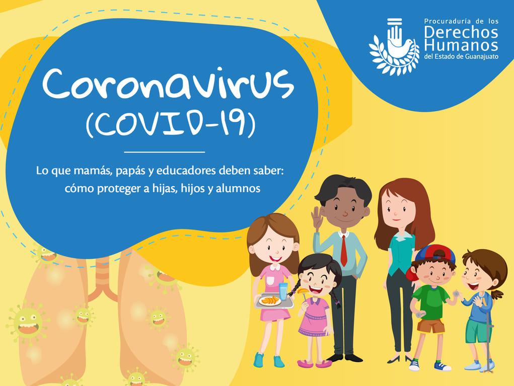 Guía para padres sobre coronavirus COVID-19
